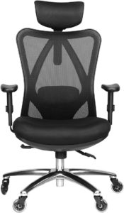 best ergonomic chair for wfh