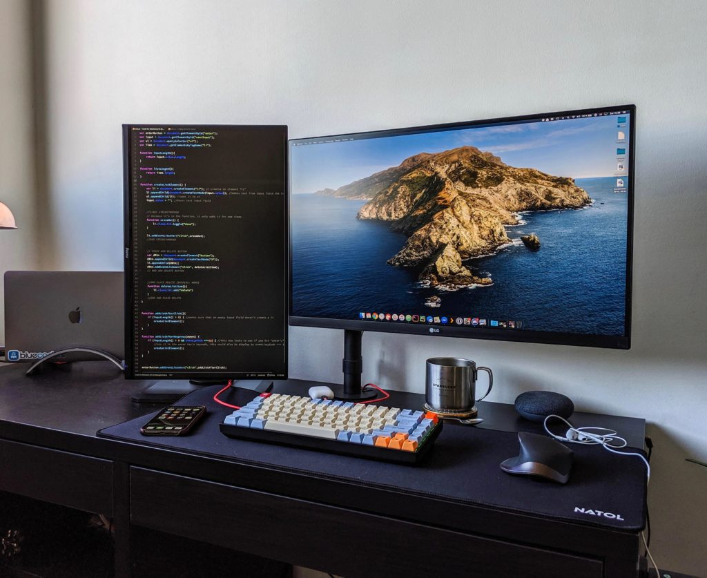 Best Vertical Monitor with Reviews - Work From Home Adviser